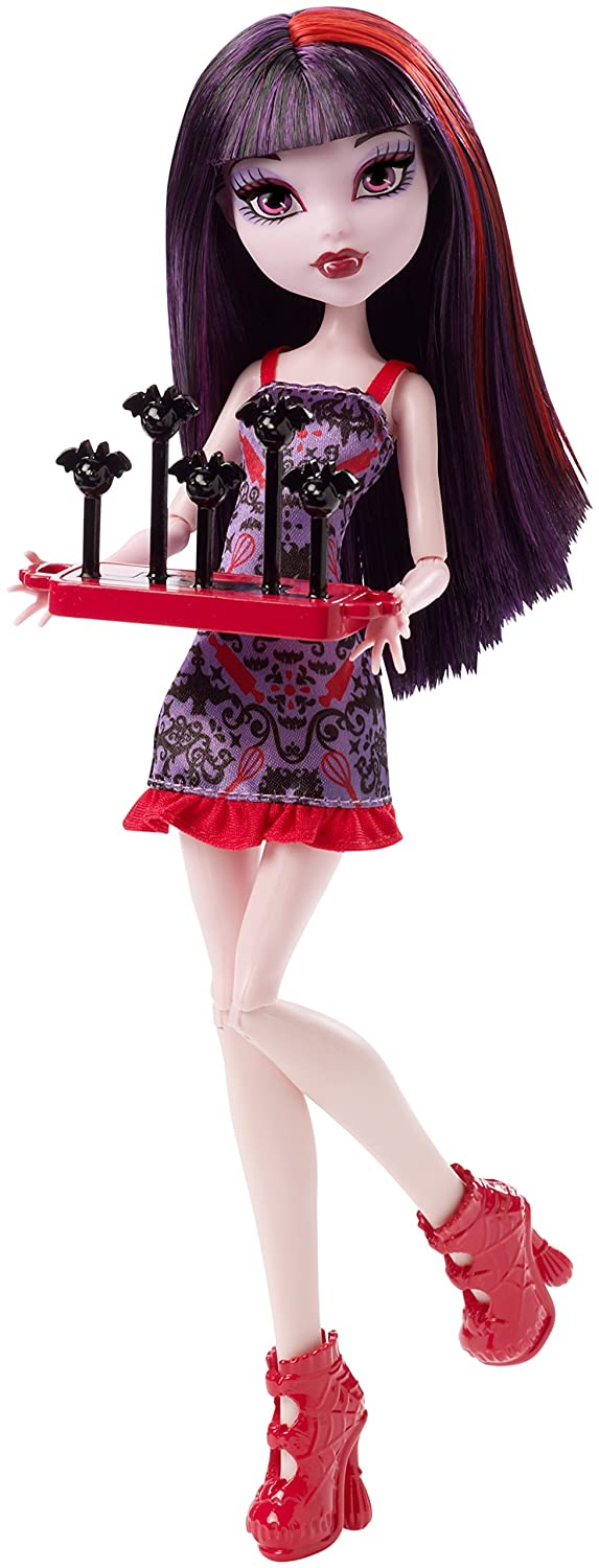 Mattel - MONSTER HIGH Freak du Chic Elissabat
