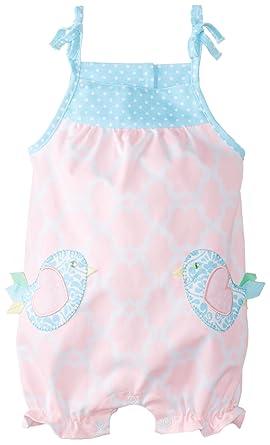 4af41e50f37d Amazon.com  Mud Pie Girls  Baby-Newborn Little Chick Bubble