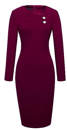 HOMEYEE Women's Vintage Wear t...
