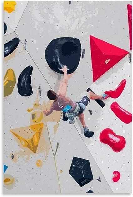 Climb Work.webp Poster pintura decorativa lienzo pared sala ...
