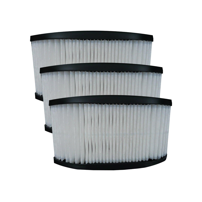 2 Hoover Upright Vacuum 3100 Foldaway /& Turbopower Hepa Filter Generic Part 924