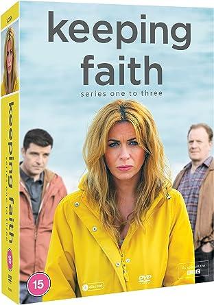 Keeping Faith - Series 1-3 Box Set