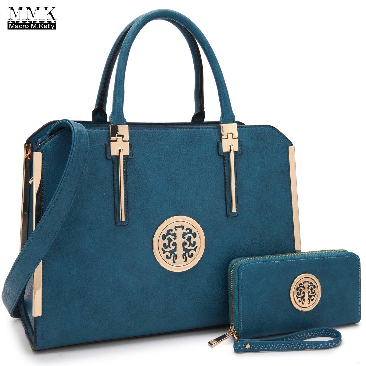 Women's Designer Handbags Tote Bag Satchel handbag Shoulder Bags Tote Purse(BL)