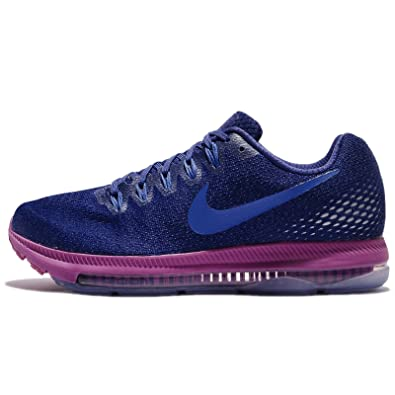 2fe8b51077b5 NIKE Zoom All Out Low Size 6.5 Womens Running Deep Royal Blue Mega Blue-
