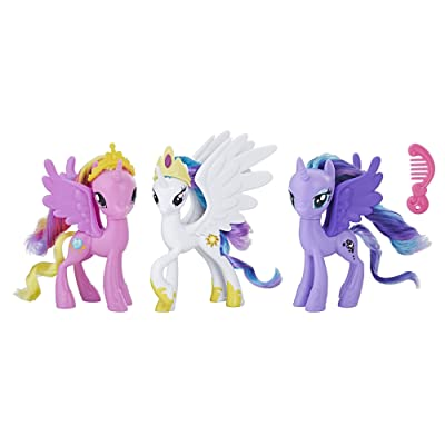 My Little Pony Royal Ponies of Equestria Figures: Toys & Games