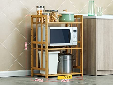 Scaffali da cucina Mensola della cucina a mensola della cucina a ...