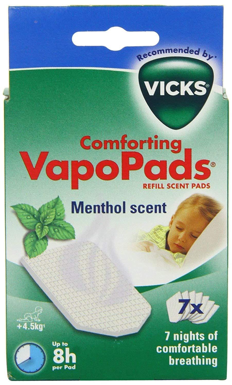 Vicks VapoPads Menthol VH7 Refill