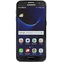 Samsung Galaxy S7 G930V 32GB, Verizon, Black Onyx, Unlocked Smartphones (Renewed)