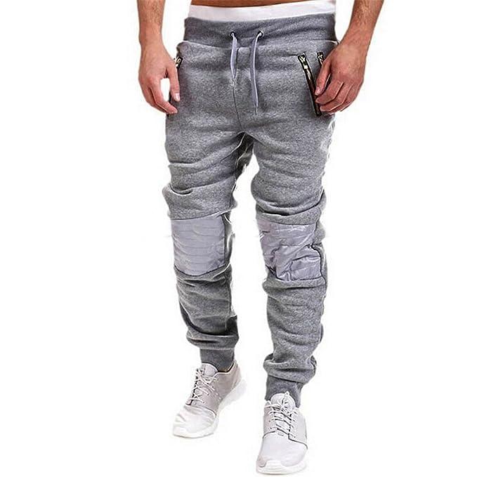 Amazon.com: edraydd Pant para hombre Jeans Levis Sweatpants ...