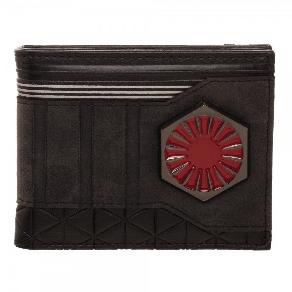 Star Wars The Last First Order Logo Bi-Fold Wallet
