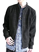 (モノマート) MONO-MART メルトン 起毛 コート チェスターコート ステンカラーコート 暖かい ロング丈 アウター