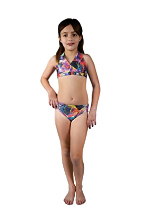 Think, Young little girls in bikinis are absolutely