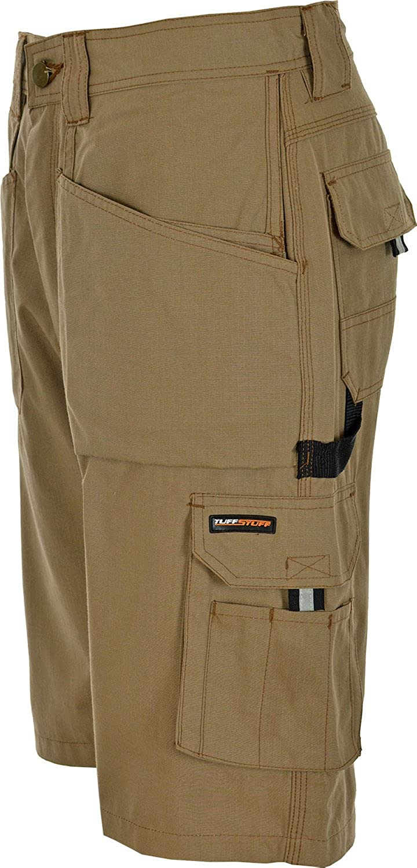 Mens Tuff Stuff Work Shorts Heavy Duty Half Pants Summer Short