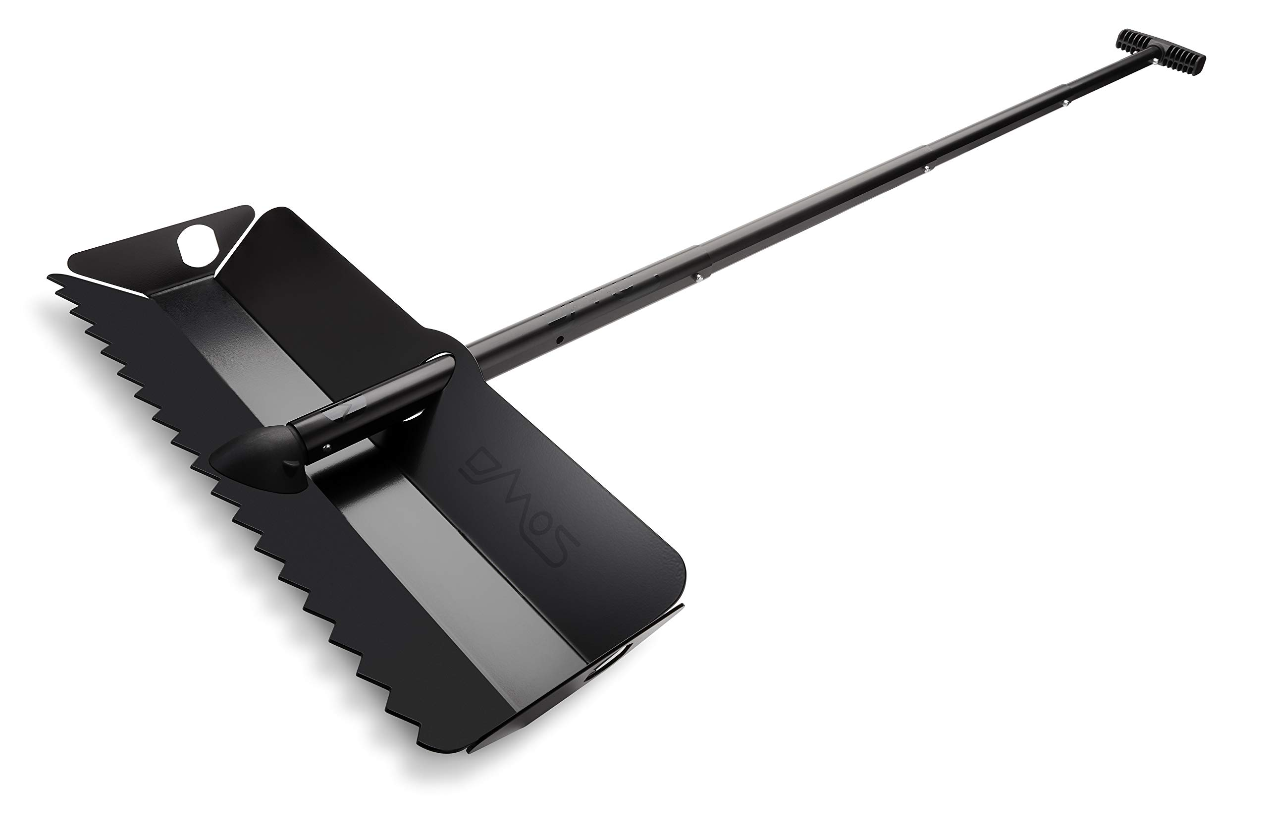 DMOS Stealth Pro Snow Shovels: Packable Car and Survival Snow Shovel - Lightweight Compact for Snow Removal by DMOS