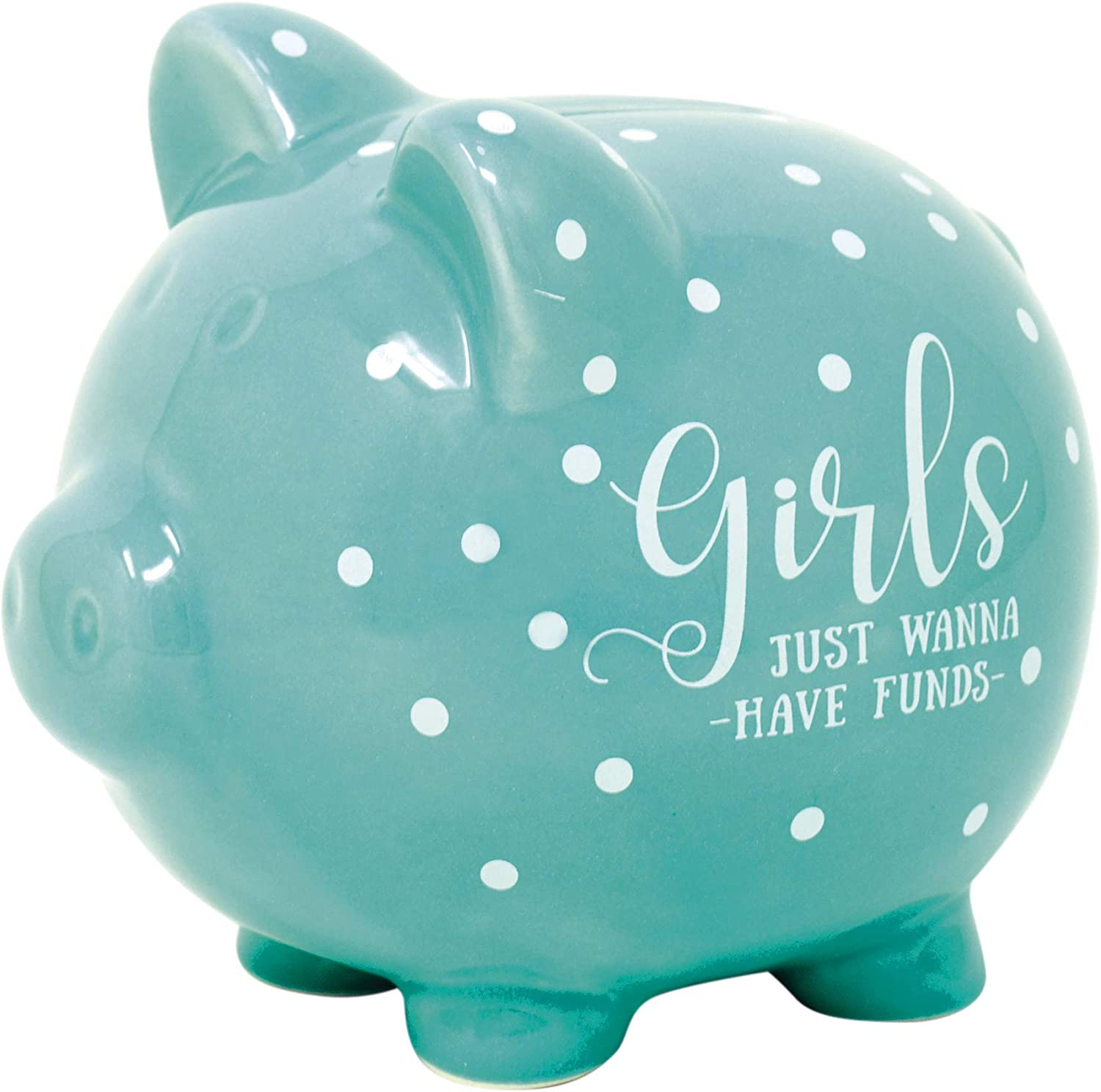 Peach tree Playthings Frozen Elsa Coin Bank