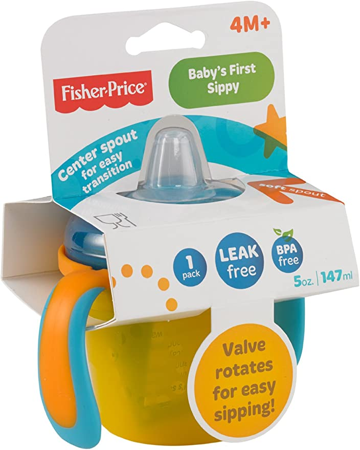 Fisher Price Babys First Sippy