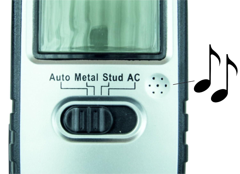 CON:P B29800 - Detector de corriente, metal y madera: Amazon.es: Industria, empresas y ciencia