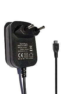 NorthPada CE Europa Cargador 5V 3A 3000mA Micro USB para Raspberry Pi 3