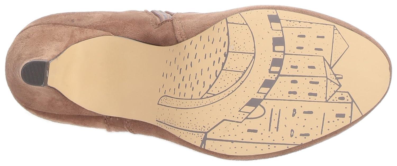 Bella Vita Women's Toni Ii Plus Harness Boot B073NQH7HK 6.5 B(M) US|Fawn Super Suede