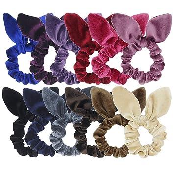 Men's Accessories Cheap Sale Ears Hair Headwear Rope Band Rabbit Head Accessories Random Ring Elastic Terrific Value