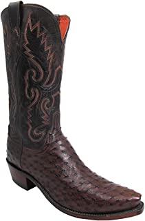 product image for Lucchese N1132.R4 Men's Handcrafted 1883 Full Quill Ostrich Boot