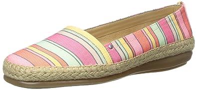Men/Women's Espadrille Flat Solitaire Slip-On Loafer