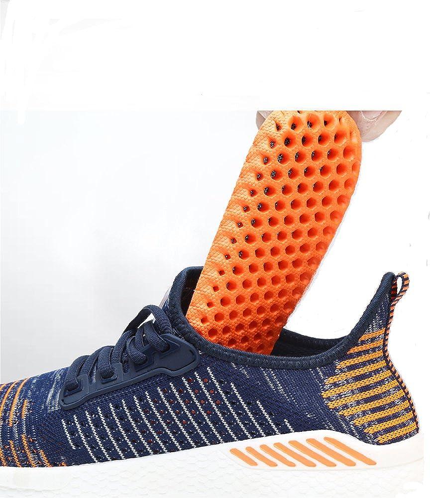 2d4712df74874 FLARUT Calzado Deportivo de Verano Zapatos para Correr en Montaña y Asfalto  Aire Libre y Deportes Zapatillas de Running para Hombre Mujer  Amazon.es   ...