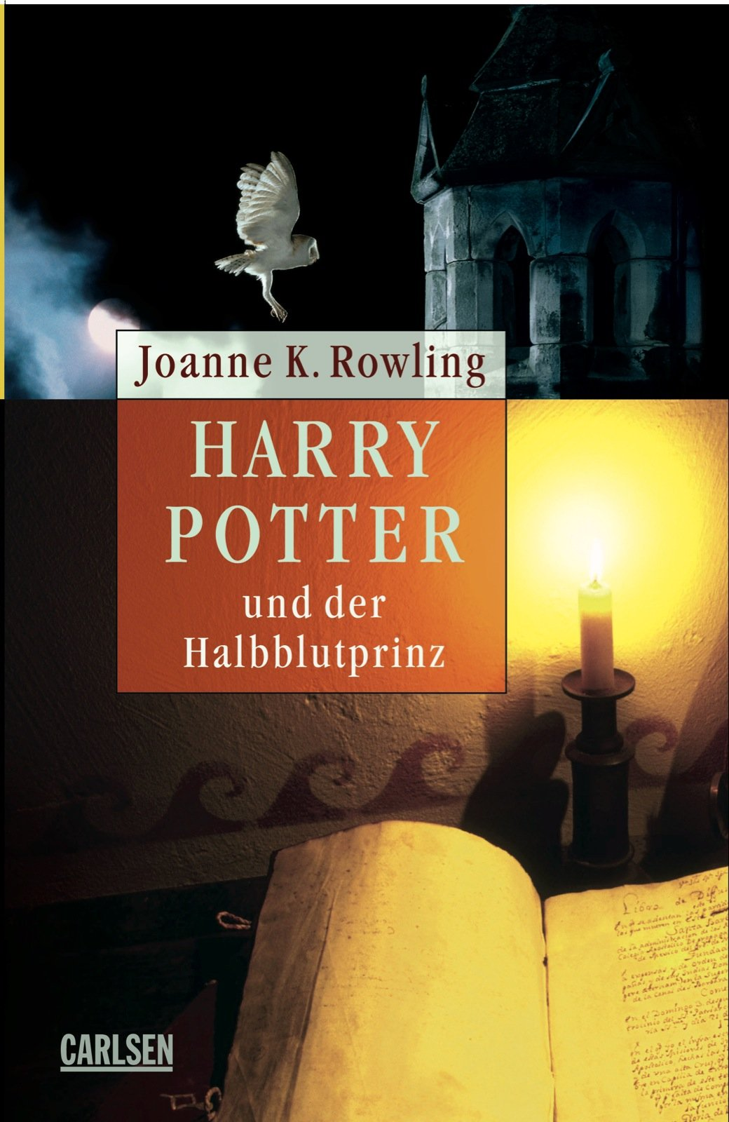 Harry Potter und der Halbblutprinz (Band 6) (Ausgabe für Erwachsene)