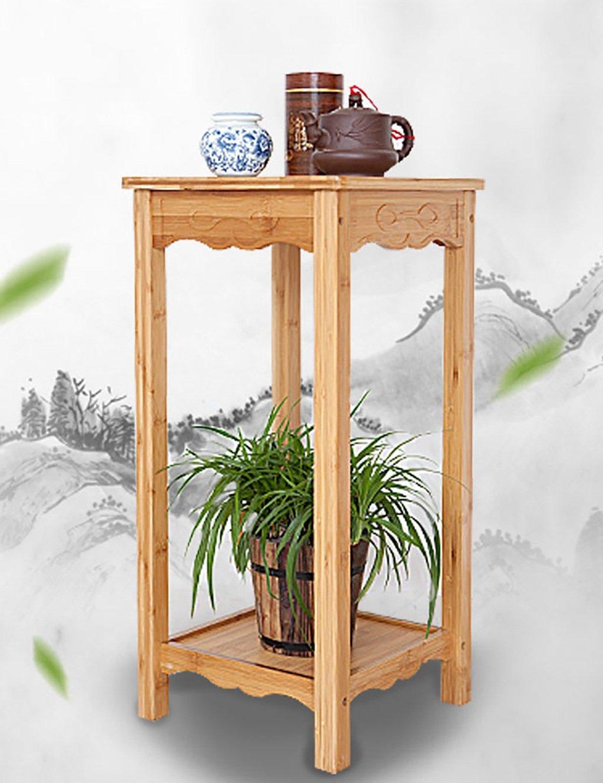 Bambus Blumenregal Antik Blumenregal Regal Wohnzimmer Massivholz Blumentopf Blumenregal