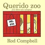 Querido zoo (Castellano - A Partir De 0 Años - Manipulativos (Libros Para Tocar Y Jugar), Pop-Ups - Otros Libros)