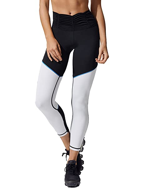 Amazon.com: Chill by Will Leggings para mujer, color blanco ...
