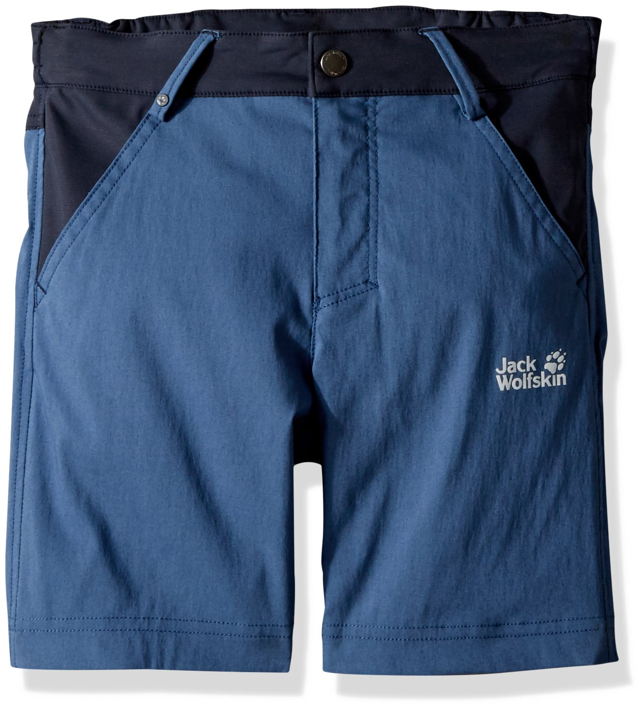 Jack Wolfskin Dillon Flex Shorts, 92 (18-24 Months Old), Ocean Wave by Jack Wolfskin