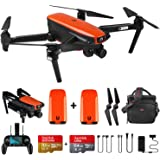 Autel Robotics EVO Foldable Drone with Camera,Live Video Drone with 60FPS 1080P 4K Wide-Angle Lens and Three-Way…
