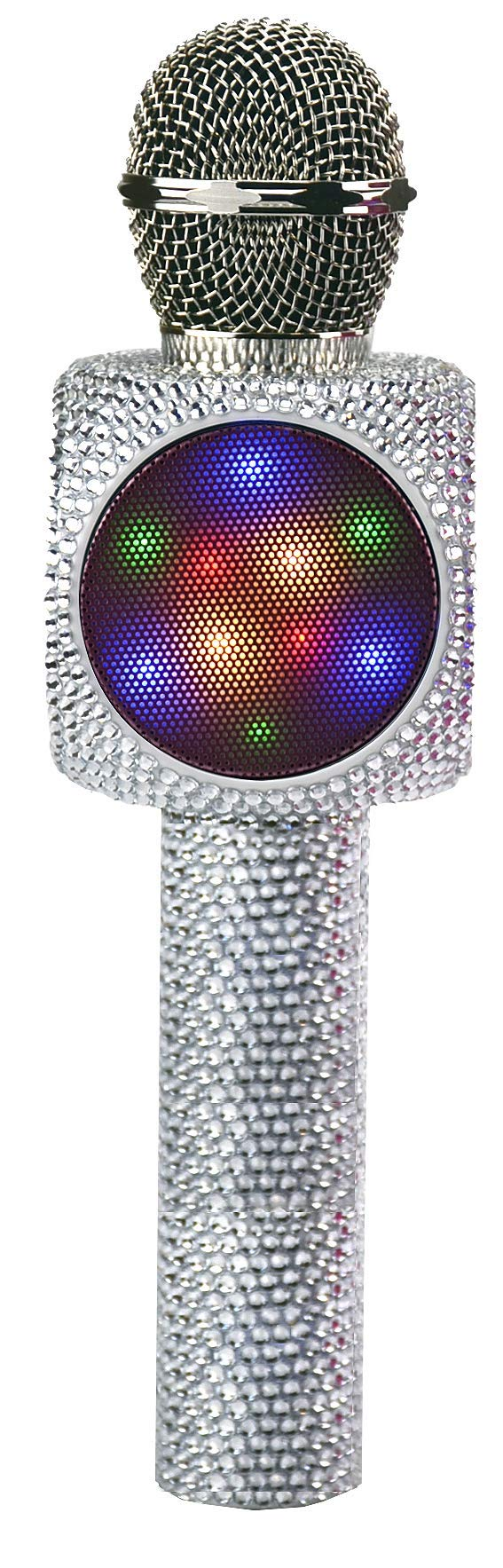 Wireless Express Sing-Along Bling Bluetooth Karaoke Microphone and Bluetooth Stereo Speaker All-in-One by Wireless Express (Image #1)