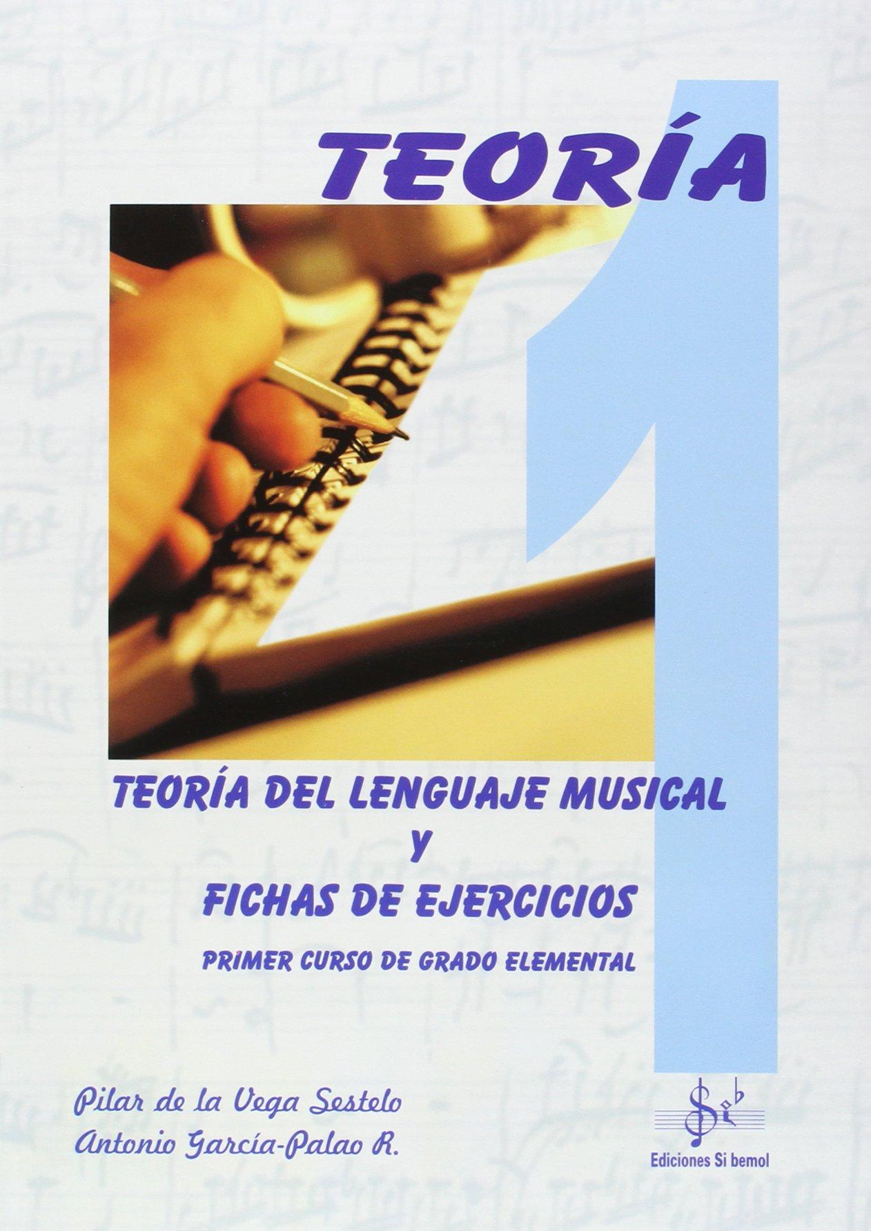 Teor¡a del lenguaje musical y fichas de ejercicios, 1 grado ...