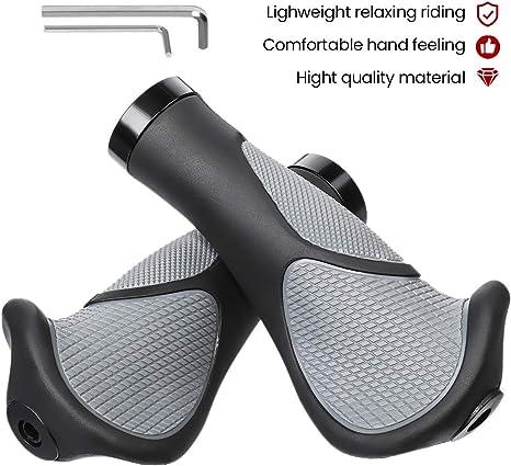 OUTERDO - Puños ergonómicos para Cada Bicicleta, puños ...
