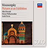 Mussorgsky: Pictures at an Exhibition (Piano & Orchestral versions)