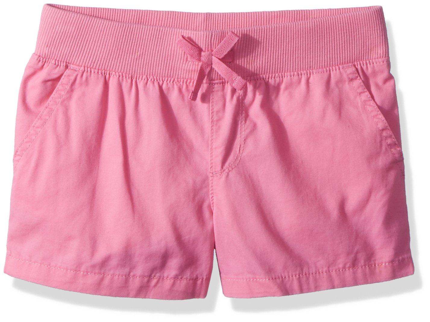 The Children's Place Big Girls' Fashion Shorts, Jazzberry 9608, 6X/7P