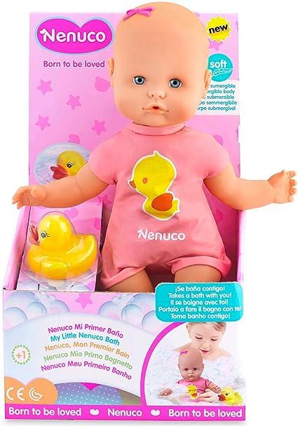 Amazon.es: Nenuco - Mi primer baño, cuerpo impermeable para poder ...