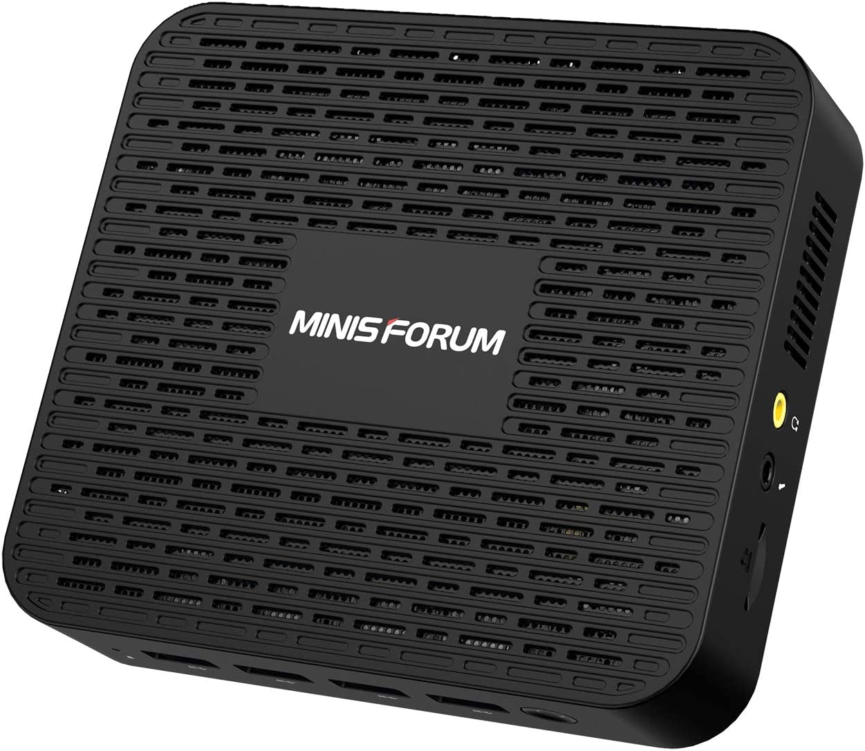 Mini PC 8GB LPDDR4 SSD 256GB Procesador Intel Celeron J4125 Quad Core (hasta 2.7GHz) Mini computadora con 4X Puertos USB 3.0, 2X Gigabit Ethernet, 4K HDMI/Mini DP, Wi-Fi de Doble Banda, BT 4.2