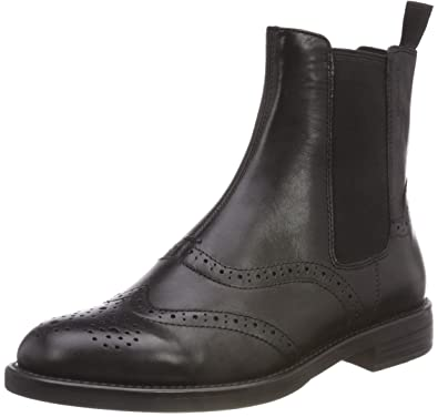 Vagabond Amina Ankle Boots Black Ankle Boots