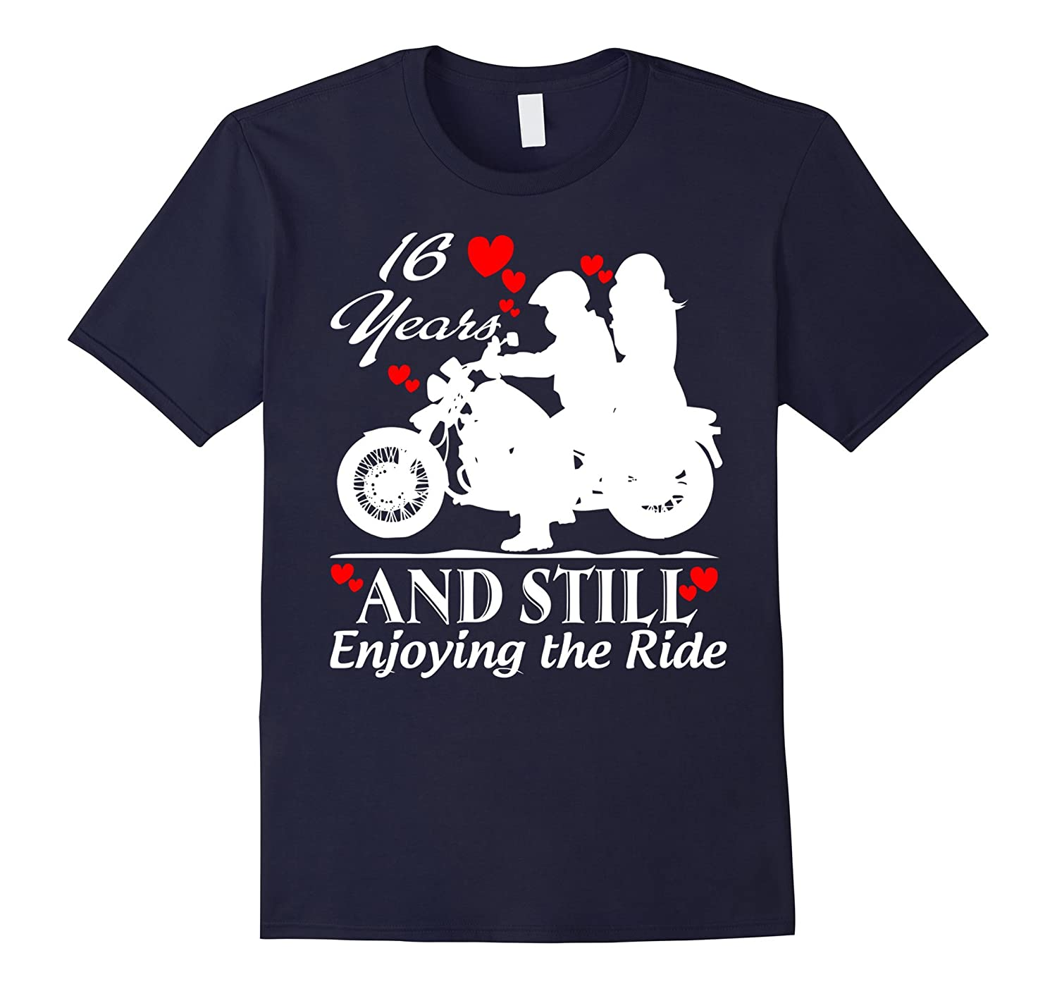 What Is The 16th Wedding Anniversary Gift: 16th Wedding Anniversary Gifts Shirt