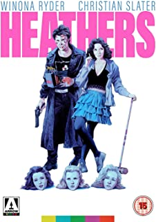 Amazon Com Heathers Winona Ryder Christian Slater