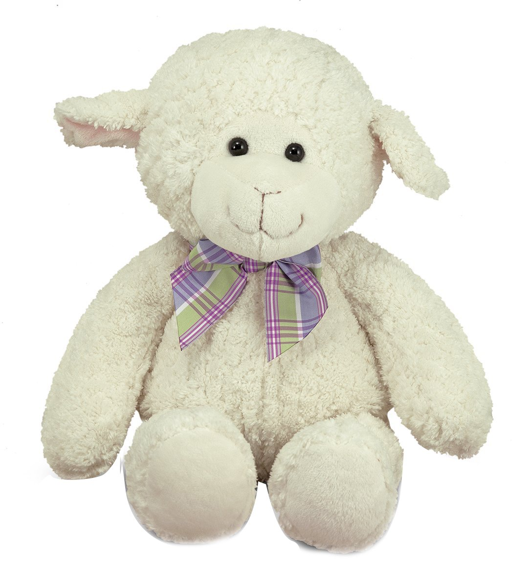 Melissa & Doug Lovey Lamb Stuffed Animal (10 inches)