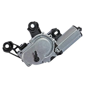 1x Motor limpiaparabrisas trasero Incluye boquillas pulverizadoras 1M 1.4 1.6 1.8 1.9 2.8 99-06