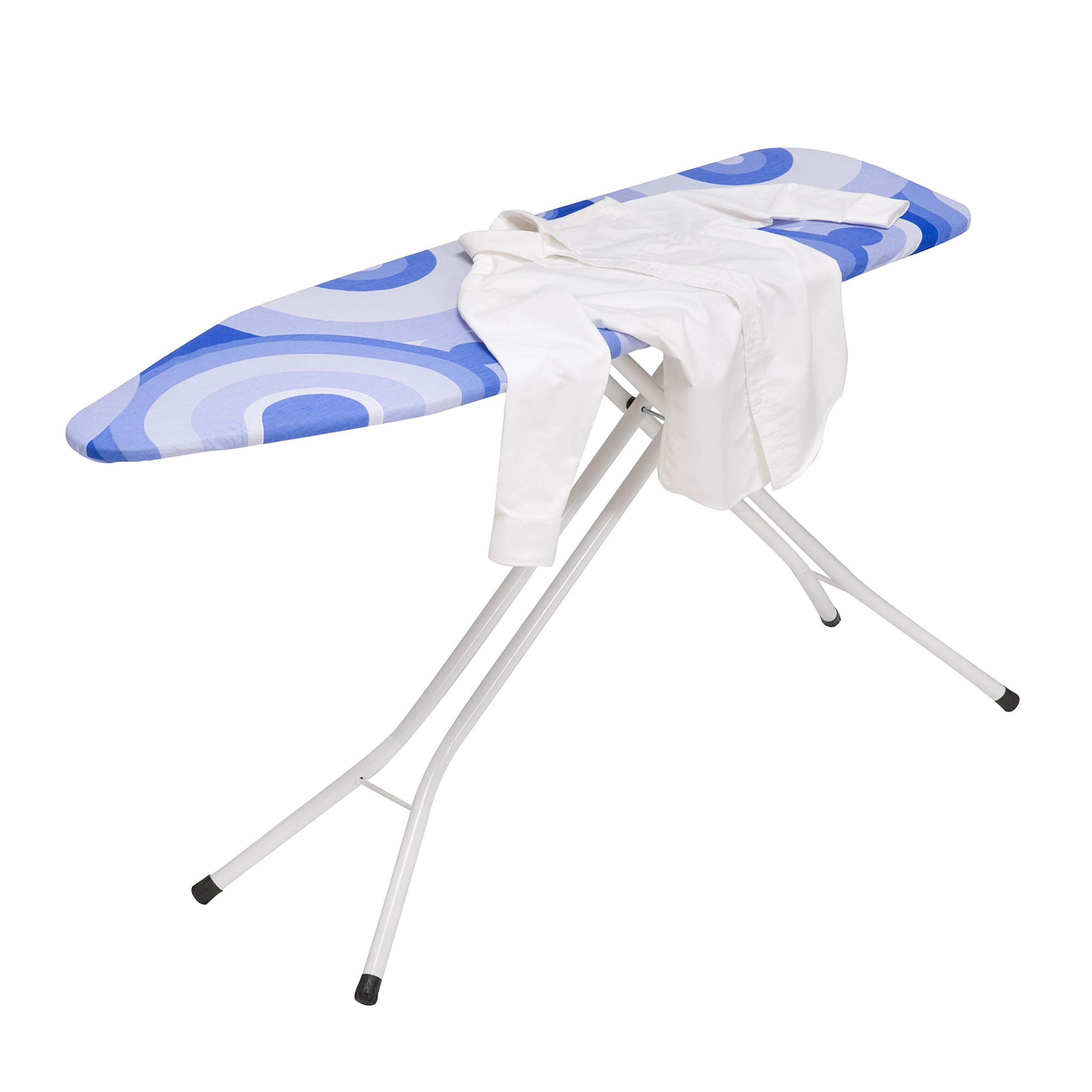 Honey-Can-Do Steel Adjustable Ironing Board with Four Legs