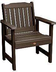 Highwood Lehigh Garden Chair, Weathered Acorn