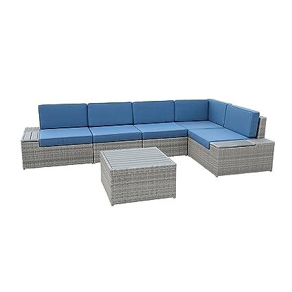 Amazon.com : Netdooo 2018 Furniture Outdoor Patio Furniture ...