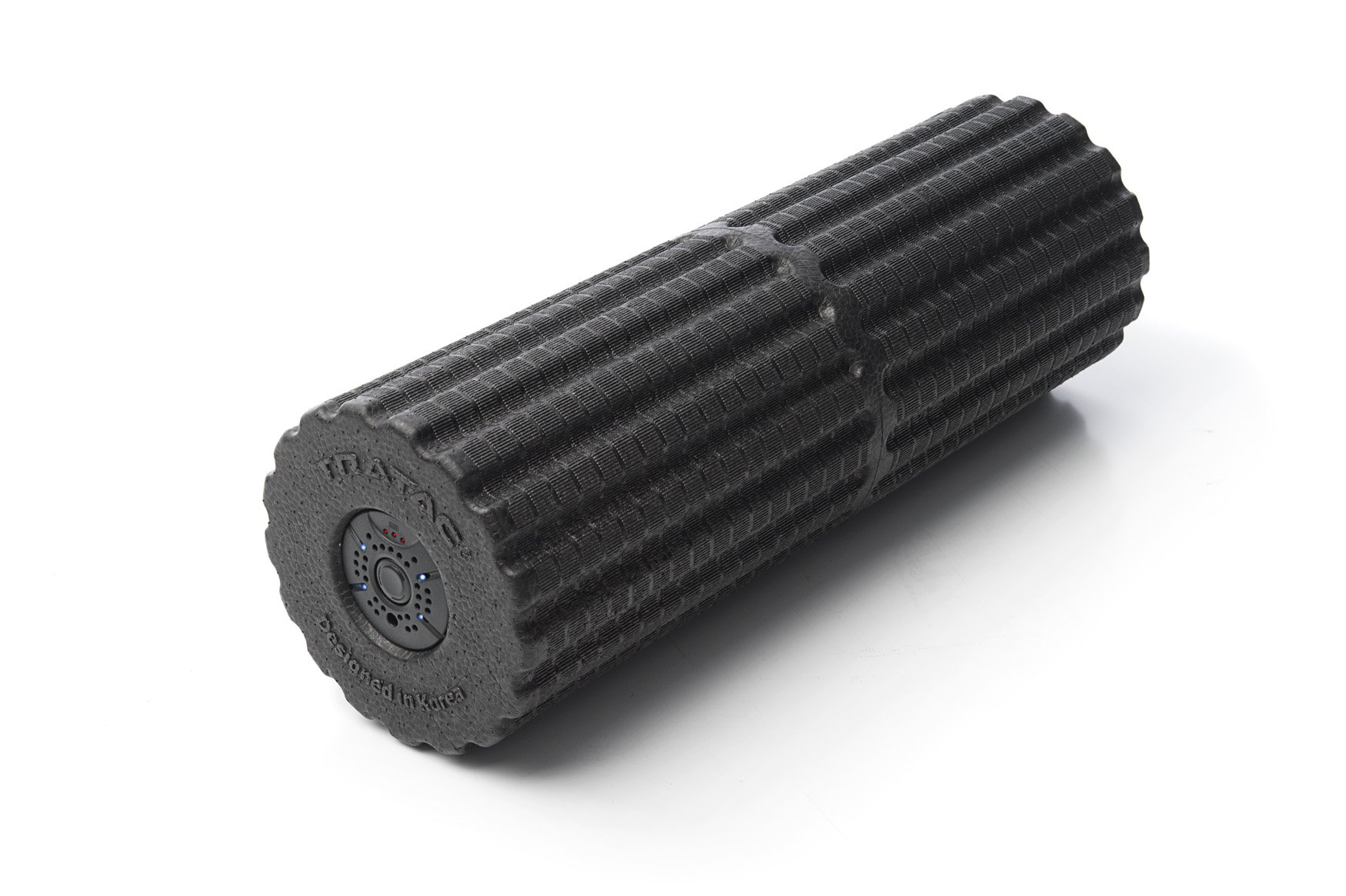 Escape Fitness USA Active Roll Four-Speed Vibrating Roller, Black by Escape Fitness USA