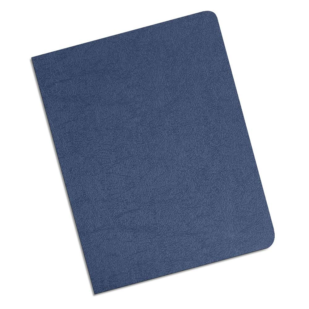 16 Mil Leather-Textured Polycovers - for Business Reports and Proposals - Textured Leather Finish - Durable and Elegant Appearance - Variety of Colors & Sizes - 50 Individual Sheets by Lamination Depot